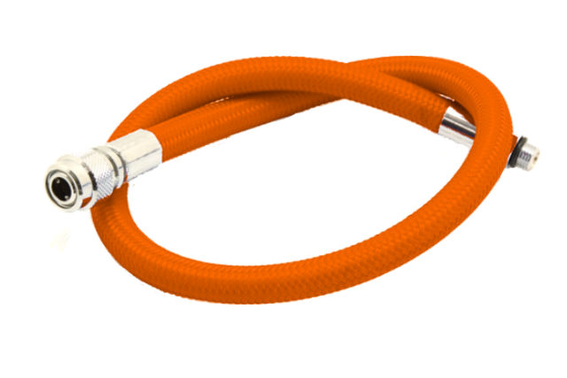 Orange Jacket/BCD Hoses