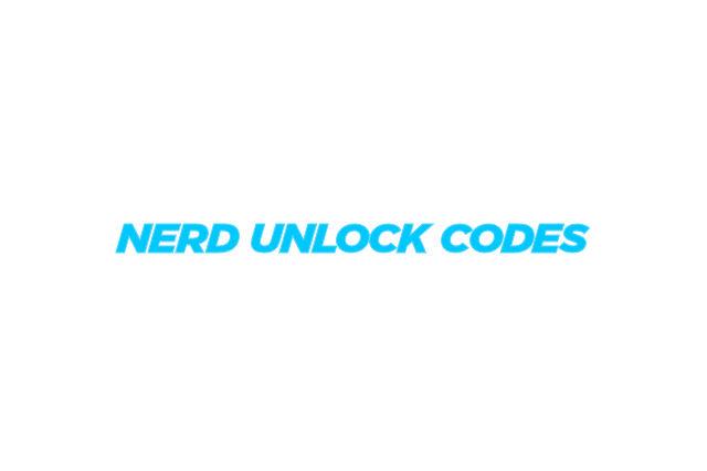 N.E.R.D Unlock Codes