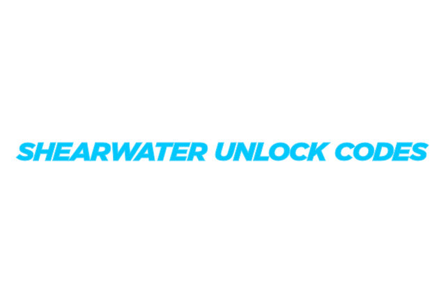 Shearwater Unlock Codes