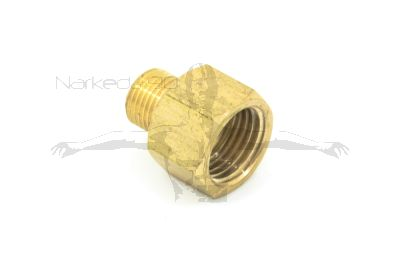 1/8 Male to 1/4 Female Low Pressure Adaptor