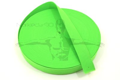 50mm Green Webbing 1 METER