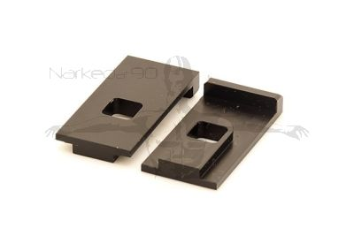 Backplate bolt retainers (SET OF 2)