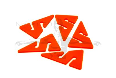 Cave Arrows X5 in a Pack (ORANGE)