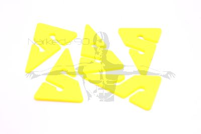 Cave Arrows X5 in a Pack (YELLOW)