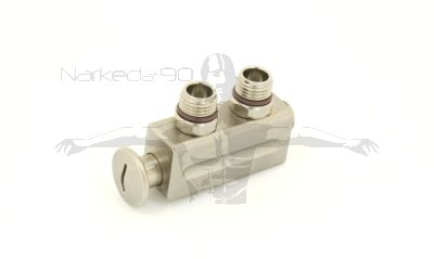 Manual Injection Valve
