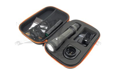 Metalsub Handheld Torch XRE1250-R (With Wireless Contact Charging)