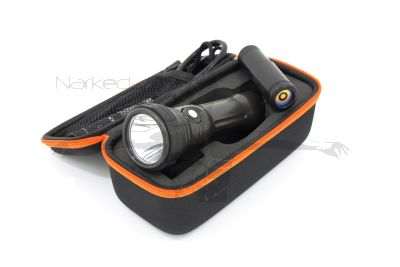 Metalsub Handheld Torch XRE850-R (With Rechargeable Battery, 850 Lumens)
