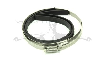 x2 Metalsub Stainless Bands 7 Ltr 130-150mm (Pair)
