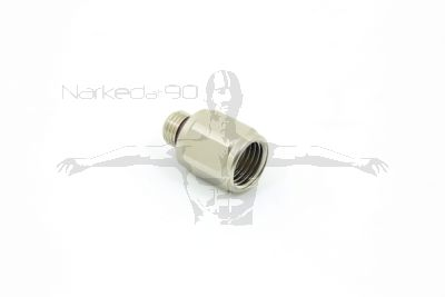 """NP-UF-ZM 1/4"""" NPT FEMALE TO 3/8"""" MALE Low Pressure Fitting"""