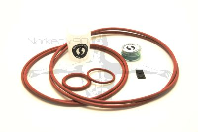 Seacraft Spare Parts Set for GHOST - Set of Seals & Grease for Seals