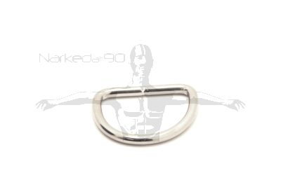 Stainless D-Ring 6mm x 50mm X 40MM