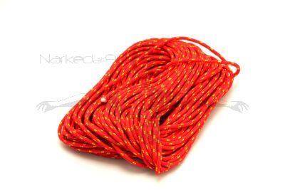 24m Coloured Line- Red & Yellow