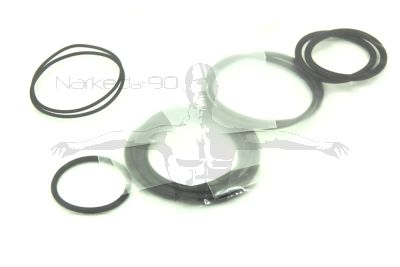 Sport Kiss o-rings for new mouth piece