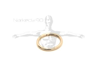 Stainless Ring 4mm x 30mm ID