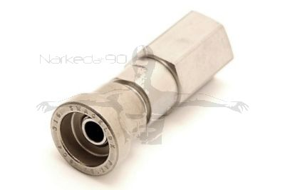 "Swagelok QC4 Series Female QD fitting with 1/4"" NPT female thread (SS-QC4-B-4PF)"