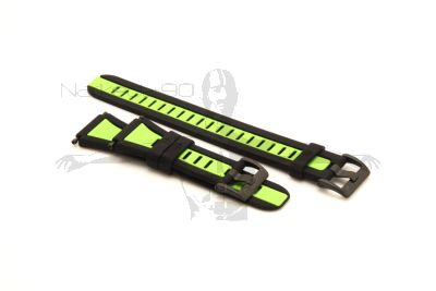 Shearwater Teric Dual Coloured Straps (LIGHT GREEN)