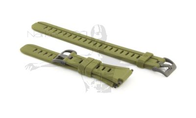 Shearwater Teric Coloured Straps (OD GREEN)