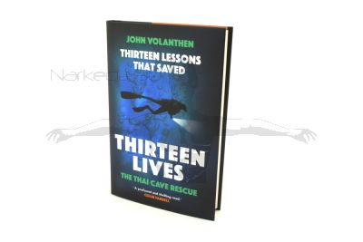 Thirteen Lives-The Thai Cave Rescue(By John Volanthen)