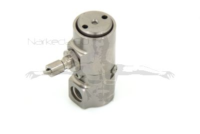 JJ-CCR Manual add valve (MAV)