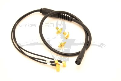 4Pin AK- 3 Cell SMB (Co-ax) Cable Assembly