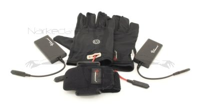 Thermalution Power Heated Gloves ( Full System - Batteries Included)
